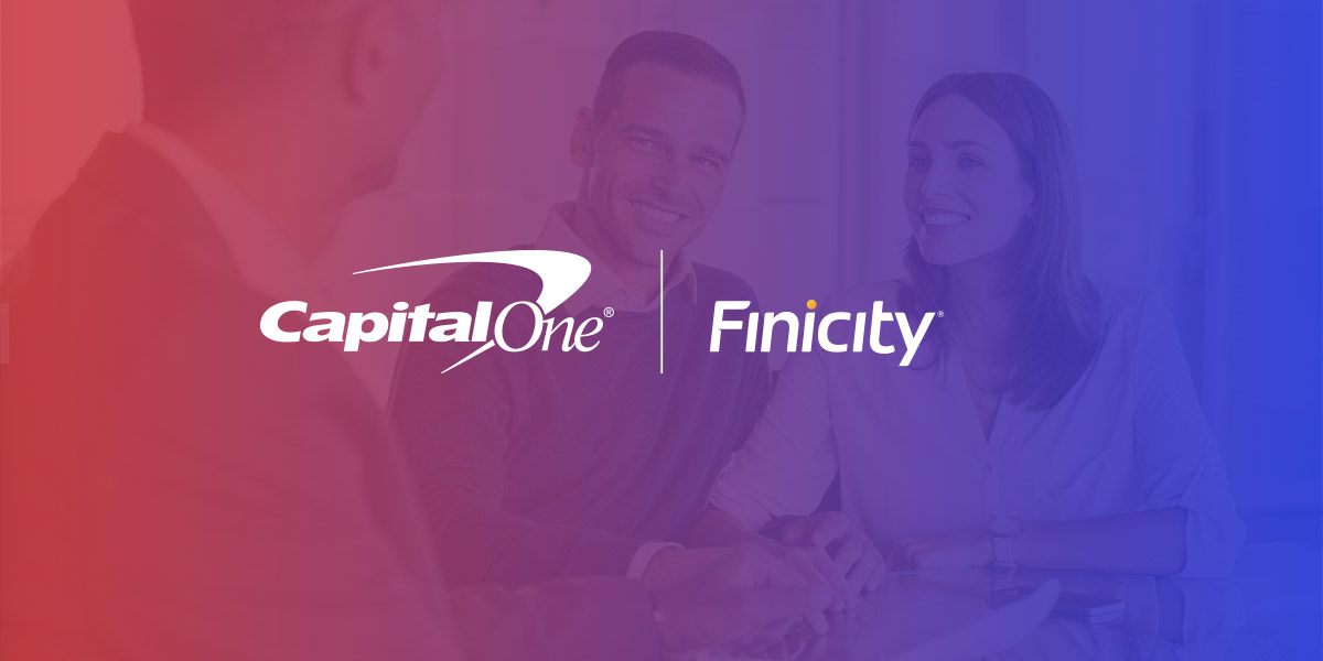 Finicity And Capital One Sign Secure Data Exchange Agreement